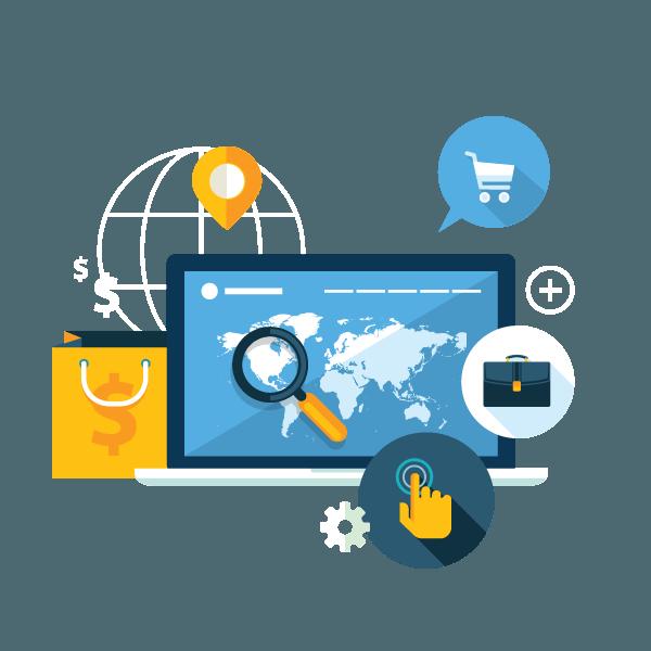 Création site web commerce électronique