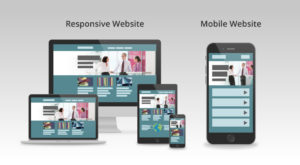 Site-responsive-design-VS-site-mobile