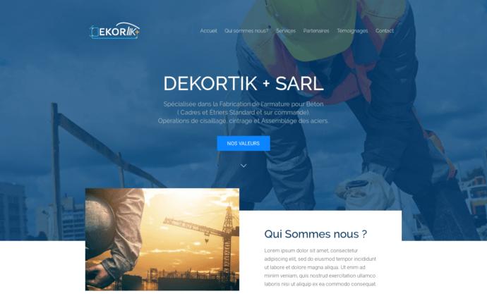 DEKORTIK-SARL