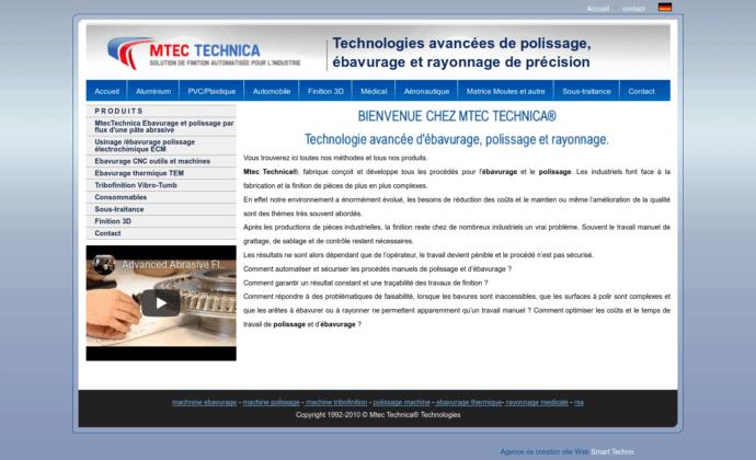 Mtec Technica France
