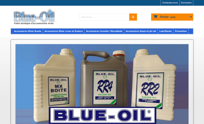 Blue-oil